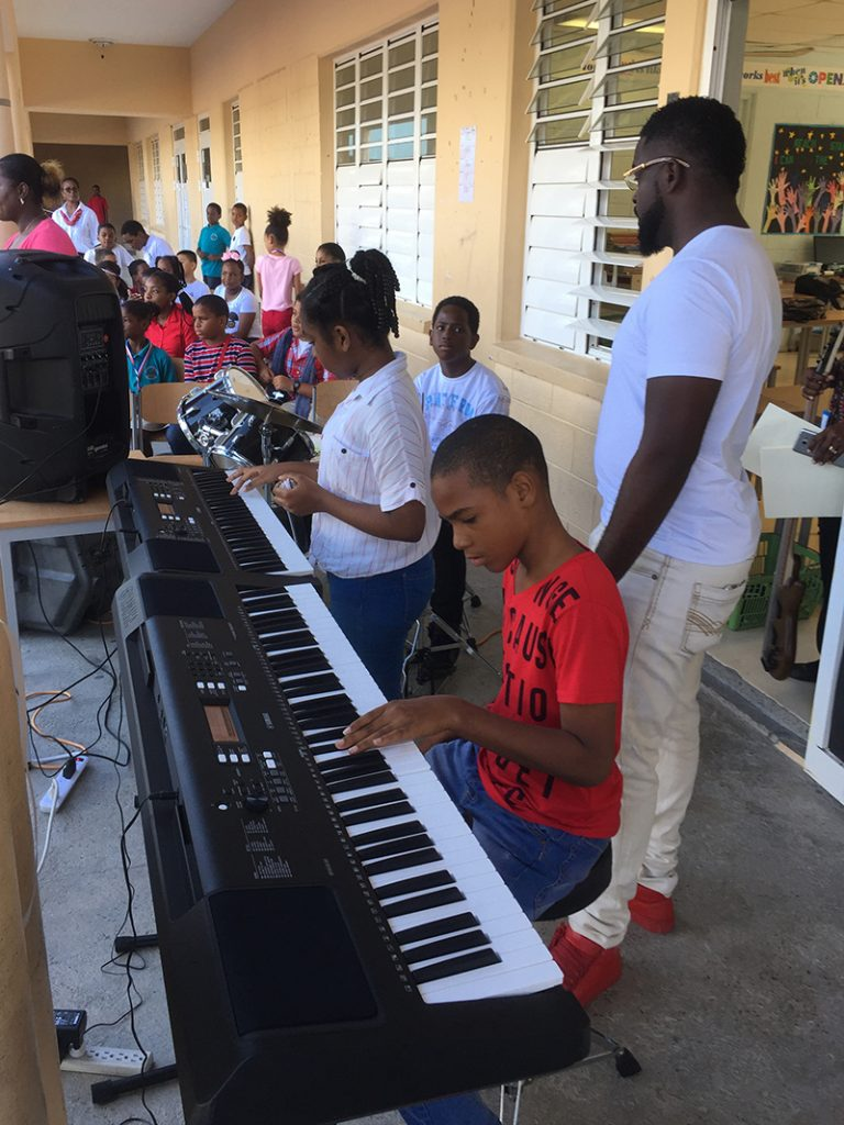 4C Irma Relief for Education