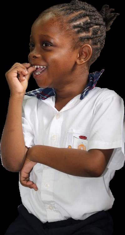 Caribean-child